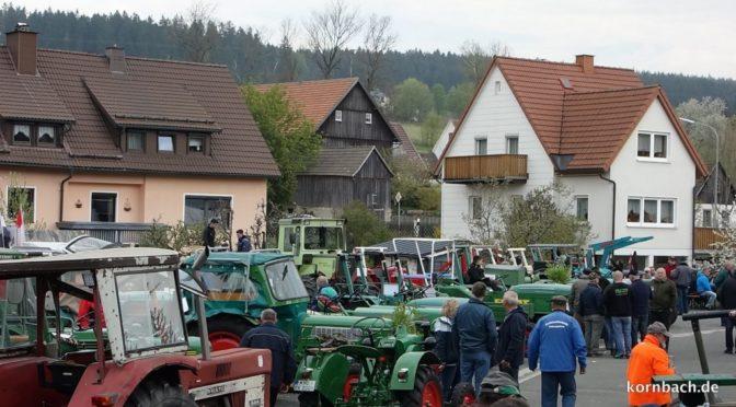 Ohne Dieselrösser in den Mai