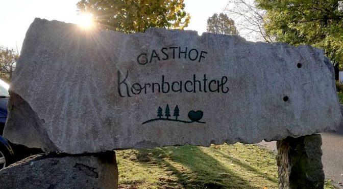 Gasthof Kornbachtal sagt DANKE!