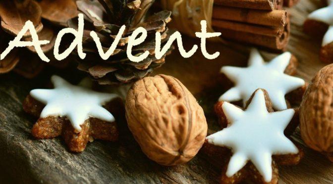 Gesegneten Advent